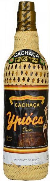 Ypioca Ouro Gold Cachaca 70cl
