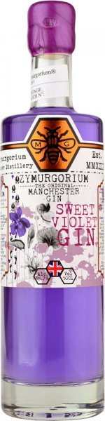 Zymurgorium Sweet Violet Manchester Gin Liqueur 50cl