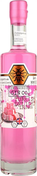 Zymurgorium Turkish Delight Manchester Gin Liqueur 50cl